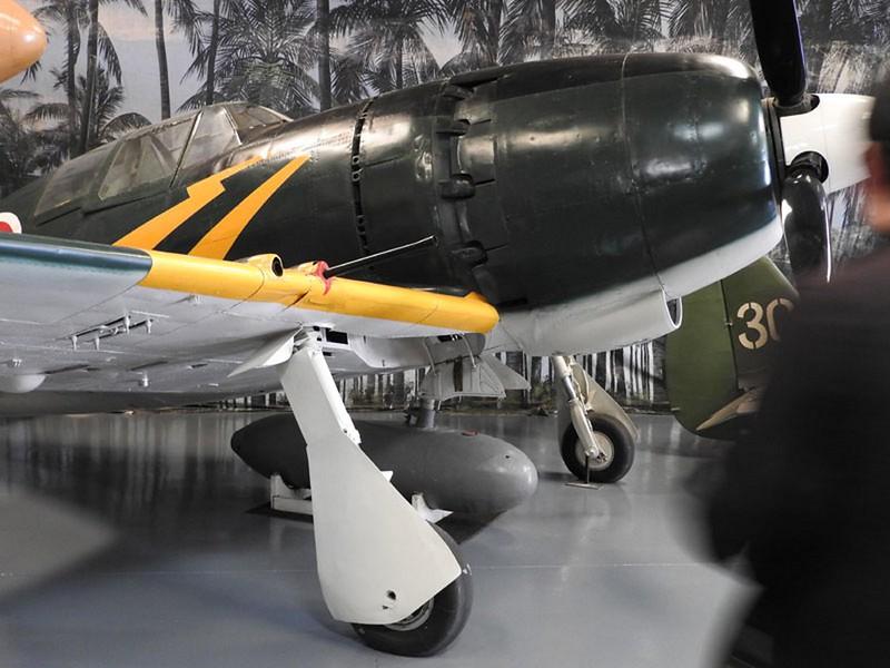 Mitsubishi J2M Raiden 2
