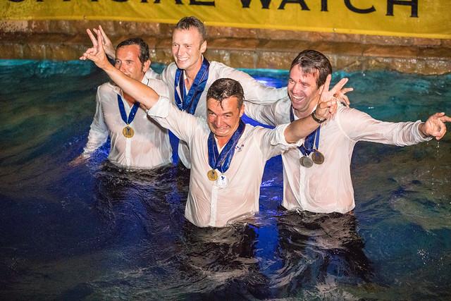 29th FAI World Aerobatic Championships (Malelane, South Africa) - Prize Giving