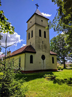 Evangelical church, Pagėgiai, formerly Prussian Pogegen | by Second-Half Travels