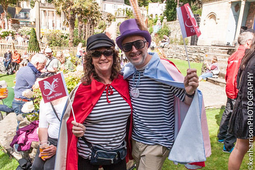 Festival Fun at Festival No.6, Portmeirion, Wales, UK | by Gig Junkies