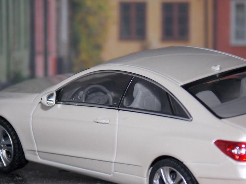 Mercedes Benz E-Class Coupe – 2009