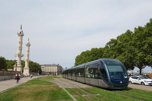 Citadis 402 n°1318  -  Bordeaux TBM