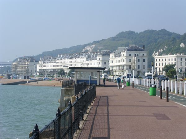 pc dover seafront