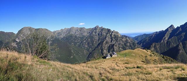 Alpe Mottàc, Parco Nazionale ValGrande