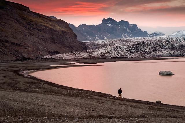 Glacier Red