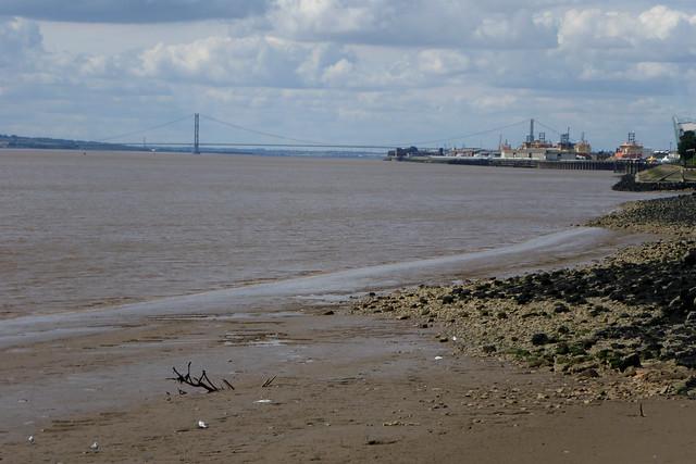 The Humber at Hull