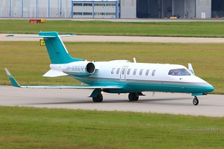 M-ABGV Lear Jet 45 Ryanair, Stansted 02-08-2017 7768 | by sickbag_andy