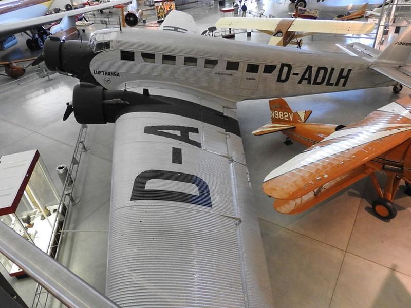 Junkers Ju-52 CASA 1