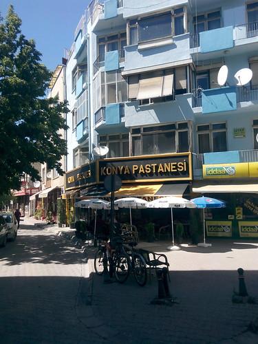 city konya turkey türkiye pastery pastane