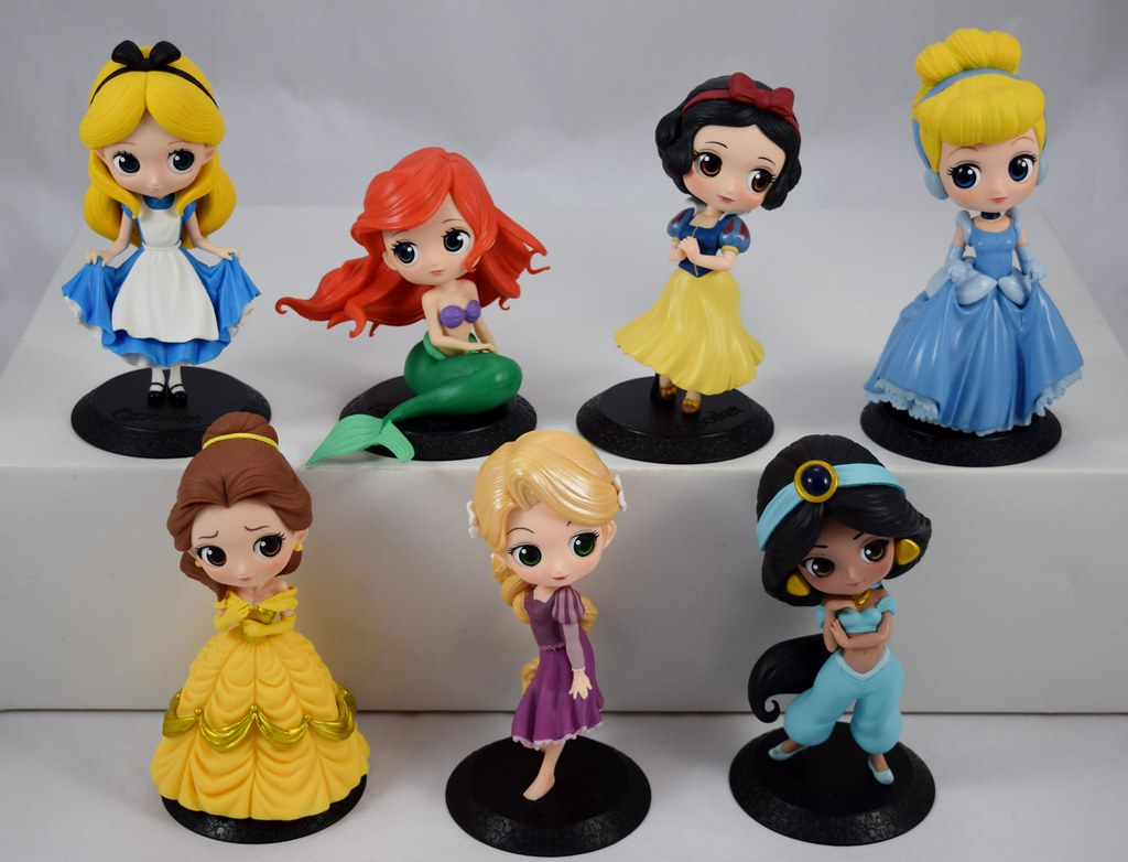 Old Figures Disney 2 Various Single Figures and Variants