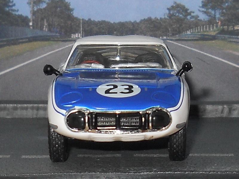 Toyota 2000 GT – 1968