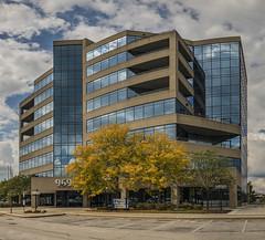 Deereco Rd Timonium MD Office Building - 12mm Fisheye Panorama
