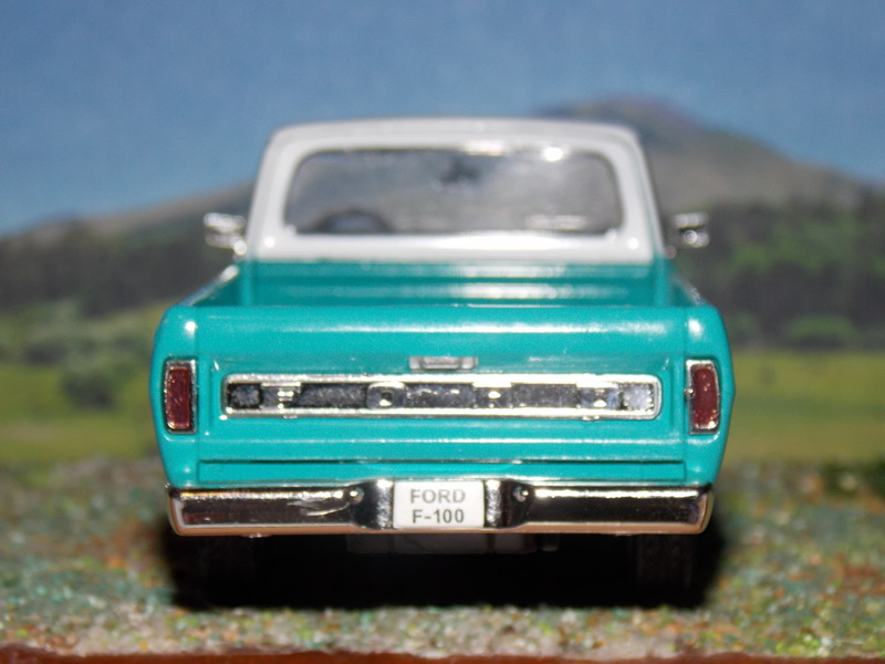 Ford F100 – 1968