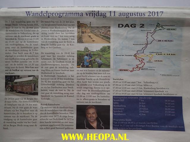 2017-08-11   2e dag  Berg & Terblijt   28 Km  (139)