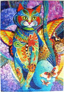 Feline Fiesta (David Galchutt)