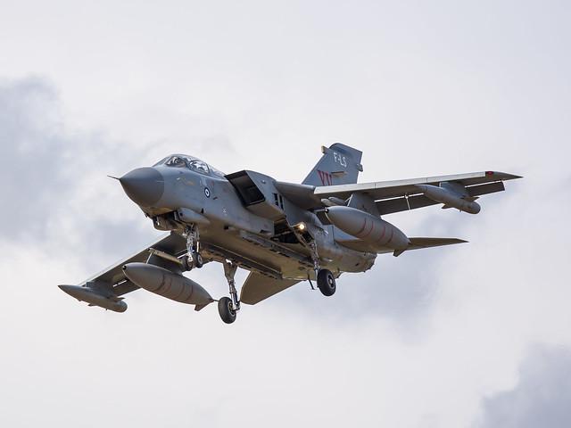 Tornado GR4 ZD741 (F-LS)