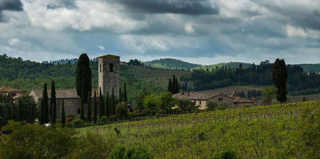 Gaiole in Chianti   Gaiole in Chianti, Tuscany, Italy ...