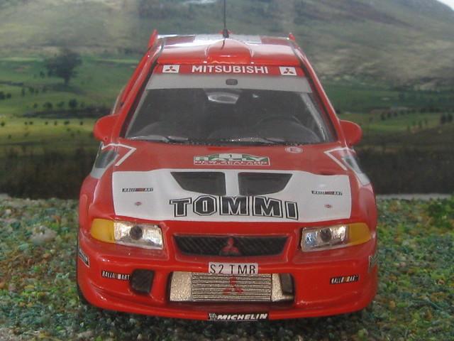 Mitsubishi Lancer EVO VI - Nueva Zelanda 1999