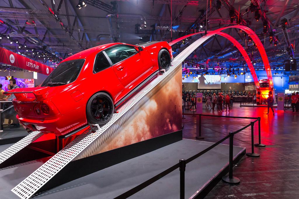 Need for Speed Payback: Rampe für Sportwagen | ✅ Marco