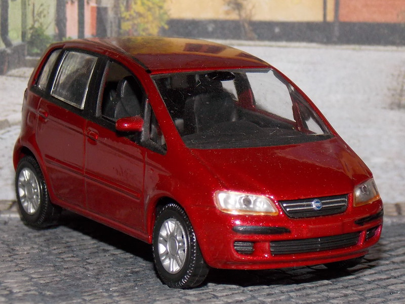Fiat Idea - 2004