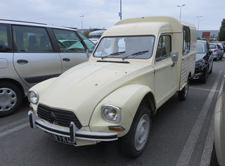 Citroen Acadiane | by Spottedlaurel