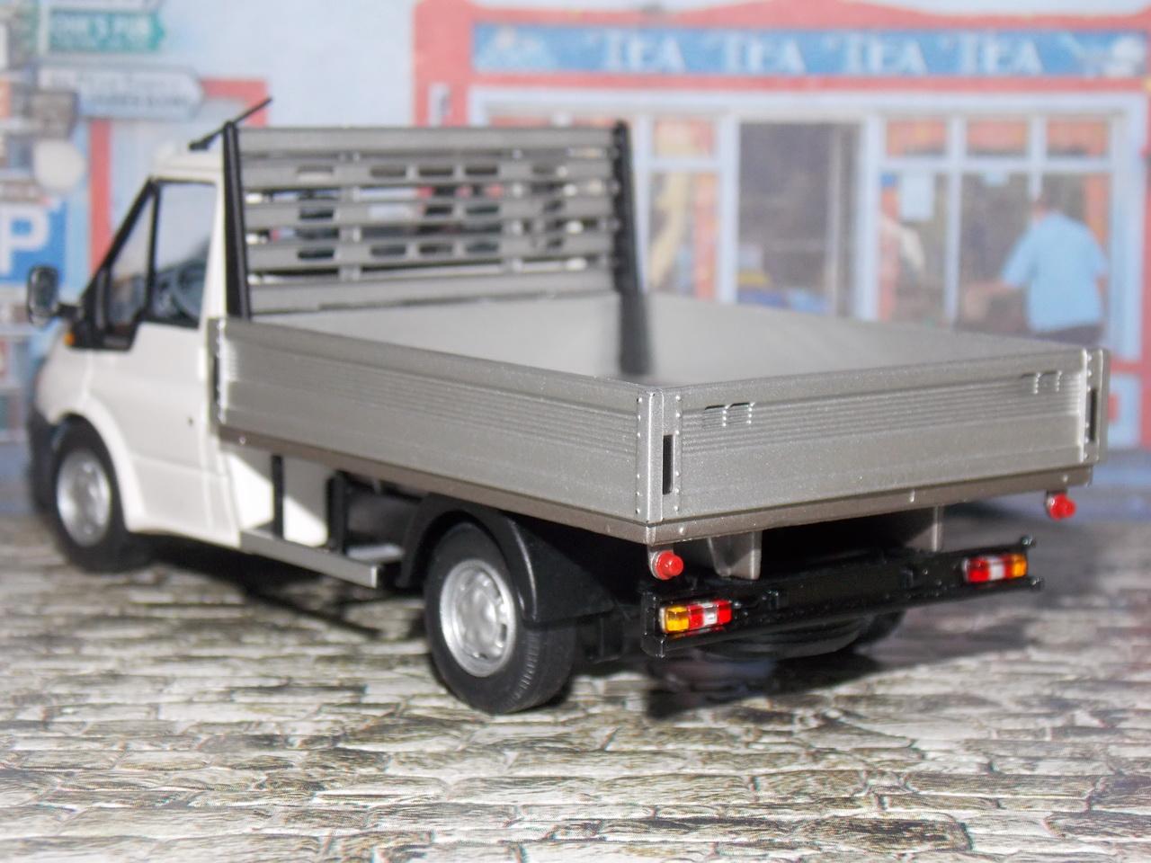 Ford Transit PickUp – 2001