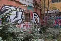 Graffiti, Sofia, Bulgaria