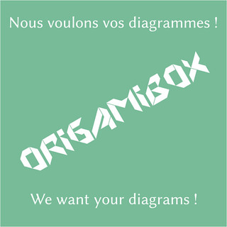 OrigamiBox 2017 - We want your diagrams ! | by OORAA