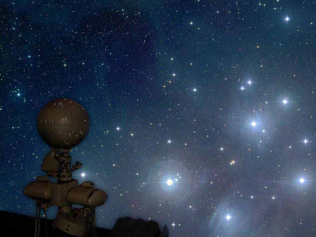 Golden Pond Planetarium