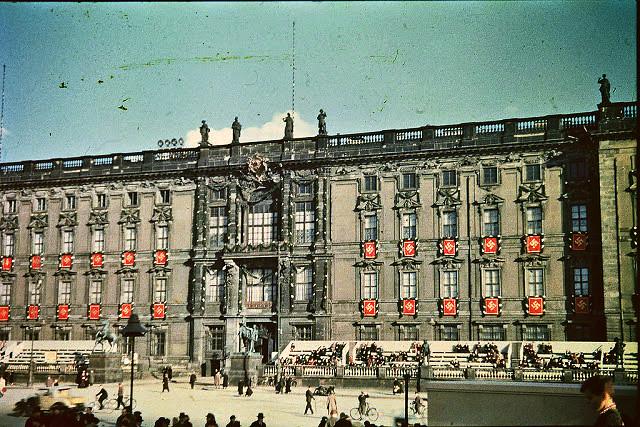 Berlin 1937 - Kodachrome