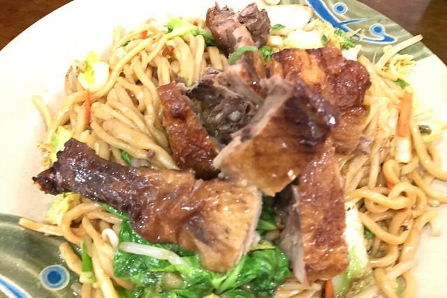 月, 2017-09-04 13:10 - 蘭州拉麺館(Tasty Hand-Pulled Noodles)