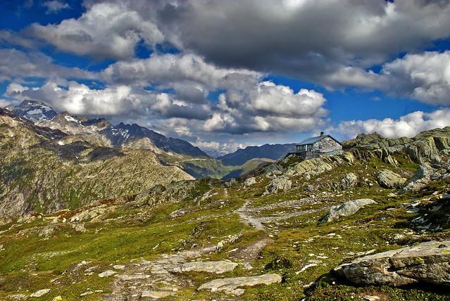 Grimselpass, Canton of Bern. Switzerland.27.08.09, 16:34:01.No. 44.