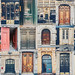 collage doors by kolderal