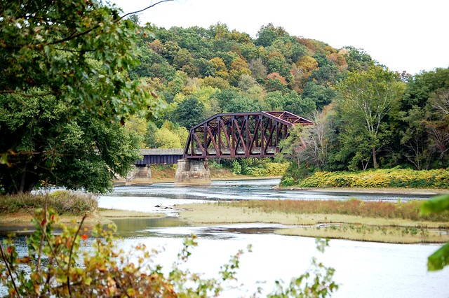 Iron Bridge. Parker, PA