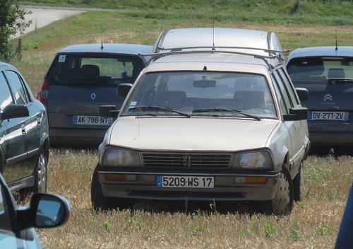 1990 Peugeot 505 Estate | by Spottedlaurel