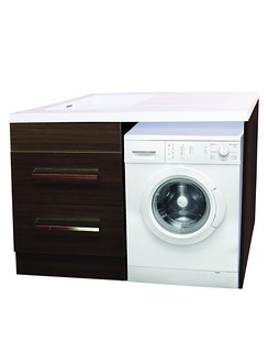Bathroom Sinks and Laundry Units