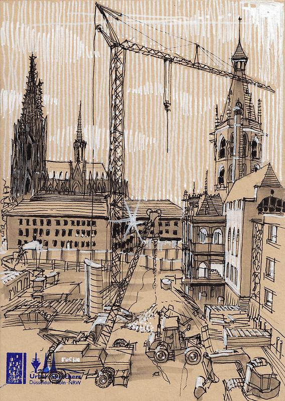 Rathausplatz Köln