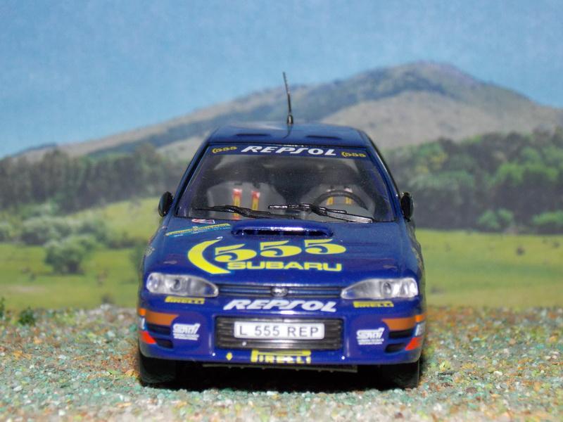 Subaru Impreza WRC – Catalunya 1995