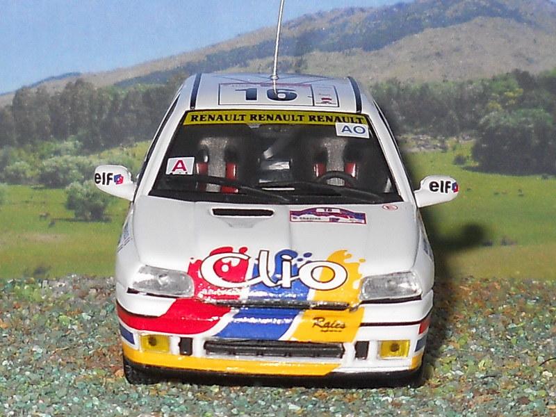 Renault Clio Williams – Argentina 1997