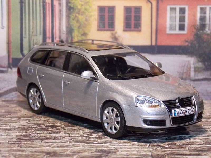 VW Golf Variant IV - 2007