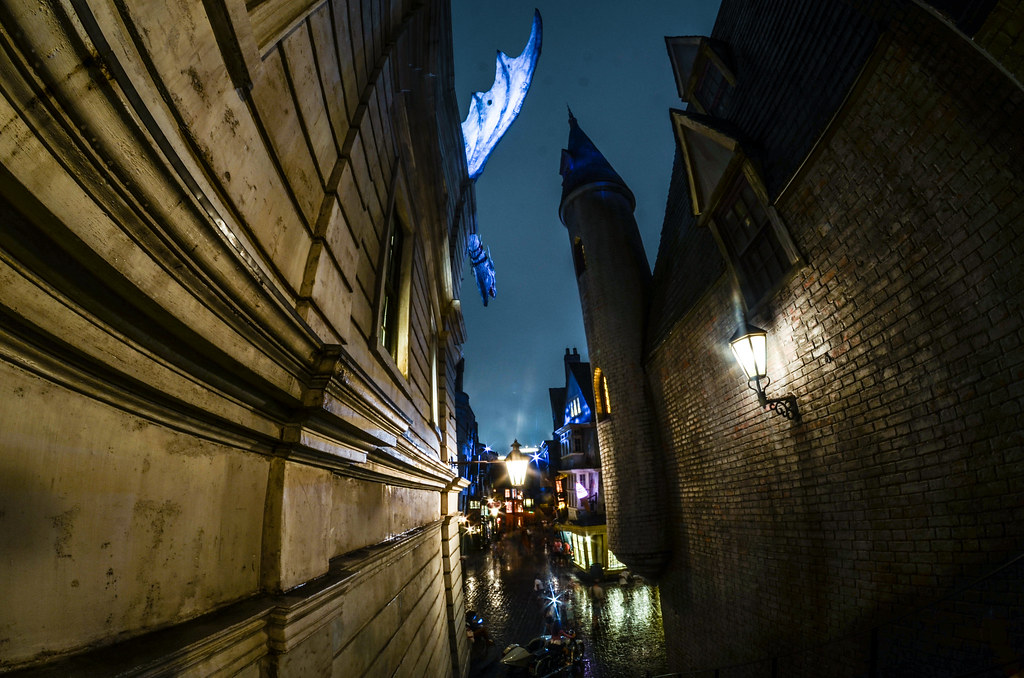 Alley Gringotts US