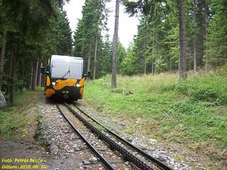 Schnnebergbahn in Hengshütte, Austria, 16. 08. 2010. (3)