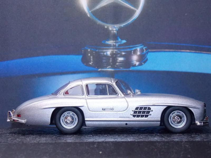 Mercedes Benz 300 SL – 1954