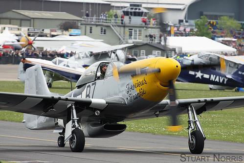 P-51D Mustang Ferocious Frankie | by stu norris