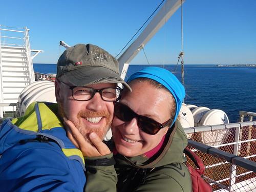 Ferry naar Labrador