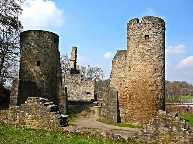 Witten, Burg Hardenstein