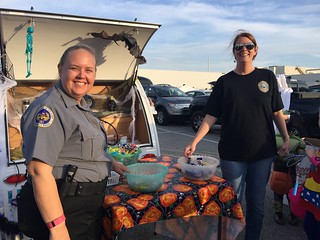 2016 Trunk or Treat | by speedwaycommunitypolicing