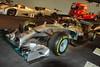 2014 Mercedes F1 W05 Hybrid