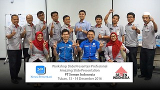 Foto bersama Semen Indonesia | by dhonyfirmansyah