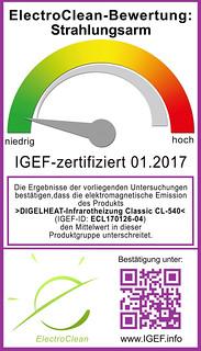 EC-Bewertung-ECL-DE   by IFEECT